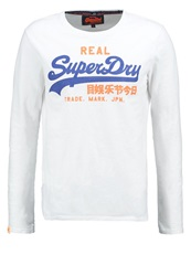 Superdry Long Sleeved Top Optic White