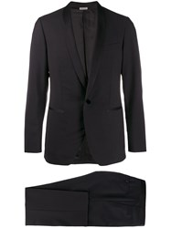 Lanvin Two Piece Dinner Suit Black