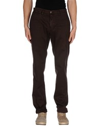 Henri Lloyd Trousers Casual Trousers Men Dark Brown