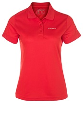 Icepeak Kassidy Polo Shirt Rot Red