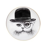 Rory Dobner Perfect Plates Cat In Hat Large