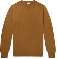 Margaret Howell Cashmere Sweater Brown