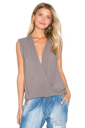 Sam And Lavi Trina Tank Gray