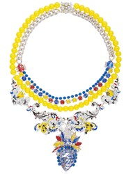 Halo And Co Picasso Pop Necklace