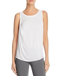 Alo Yoga Passage Tank White