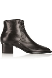 Maiyet Studded Leather Ankle Boots