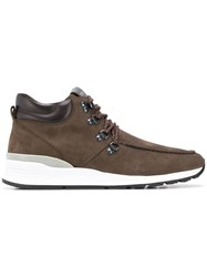 Tod's Polacco Boots Brown