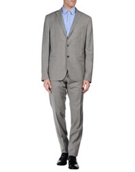 Lab. Pal Zileri Suits And Jackets Suits Men Grey