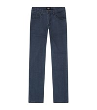 Paige Skinny Jeans Male Blue