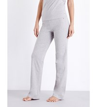 Tommy Hilfiger Iconic Stretch Cotton Pyjama Bottoms Grey Heather