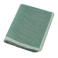Muuto Ripple Throw 115X180cm Green