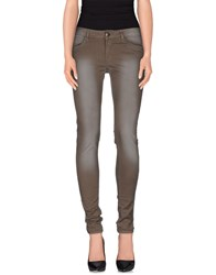 Amy Gee Trousers Casual Trousers Women Grey