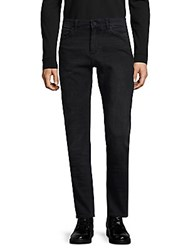 Dl1961 Cooper Relaxed Skinny Fit Dark Jeans Abyss