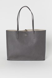 Handm H M Shopper Gray