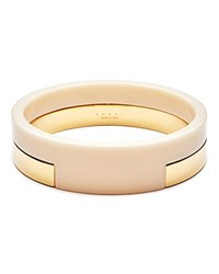 Marni Resin Bangle White