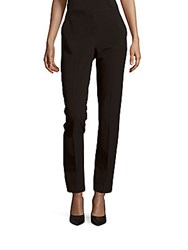 T Tahari Rhea Striped Pants Black