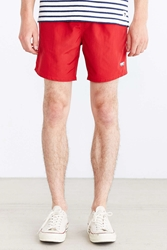 Obey Isle Youth Packable Short Red
