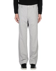 Dirk Bikkembergs Trousers Casual Trousers Men Light Grey