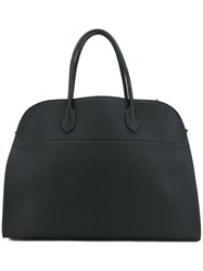 The Row Classic Tote Bag Black