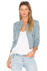 Bcbgeneration Moto Jacket Blue