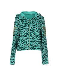 Relish Topwear Sweatshirts Women Green