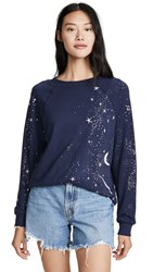 Wildfox Couture Cosmic Dust Sweatshirt Oxford