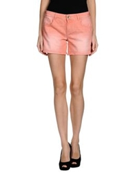 Guess Denim Shorts Coral