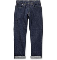 Orslow 105 Selvedge Denim Jeans Blue
