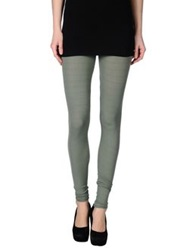 E Go Leggings Military Green