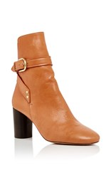 Isabel Marant Raley Ankle Boots Tan