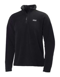 Helly Hansen Daybreaker Half Zip Fleece Black