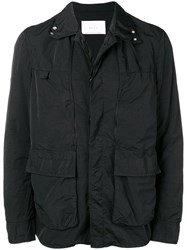 Alyx Single Breasted Field Jacket Black