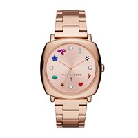 Marc By Marc Jacobs Mj3550 Ladies Mandy Bracelet Watch Rose Gold