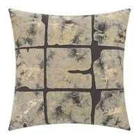 Amara Rustic Square Cushion 45X45cm