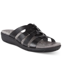 Bare Traps Jessica Slide Sandals Women's Shoes Black