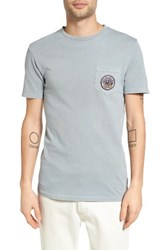 Vans Men's Bear Patch Pocket T Shirt