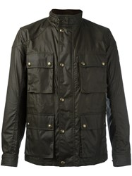 Belstaff Trialmaster Wax Jacket Brown
