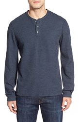 Men's Lanai Collection Long Sleeve Thermal Henley