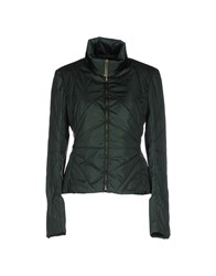 Richmond Denim Coats And Jackets Jackets Women Emerald Green