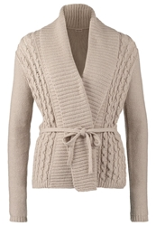Kiomi Cardigan Light Brown