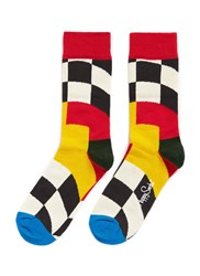 Happy Socks X Royal Enfield Big Flag Multi Colour