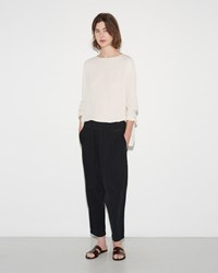 Black Crane Carpenter Pant Black