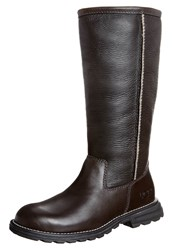 Ugg Brooks Tall Winter Boots Brown