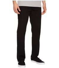 Dc Worker Straight 32 Chino Black Casual Pants