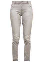 Betty And Co. Co Slim Fit Jeans Light Gey Grey