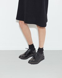 Y's Studded Oxford Black