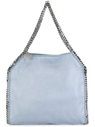Stella Mccartney 'Falabella' Tote Blue