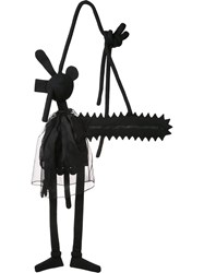 Walter Van Beirendonck 'Doll' Shoulder Bag Black