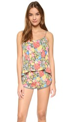 Wildfox Couture Flower Delivery Cami Sleep Set