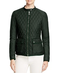 Belstaff Randall Quilted Jacket British Racing Green